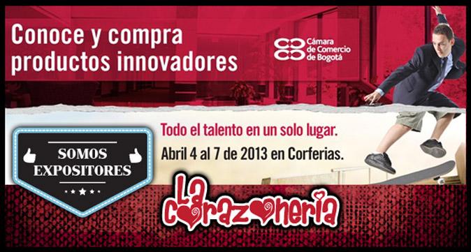 Feria Jóvenes Empresarios / Corferias