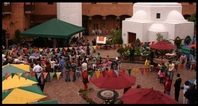 Feria La Kermesse / Hotel La Fontana